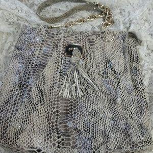 Elliot Lucca Sintra Snake Handbag